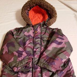 Oshkosh boys jacket